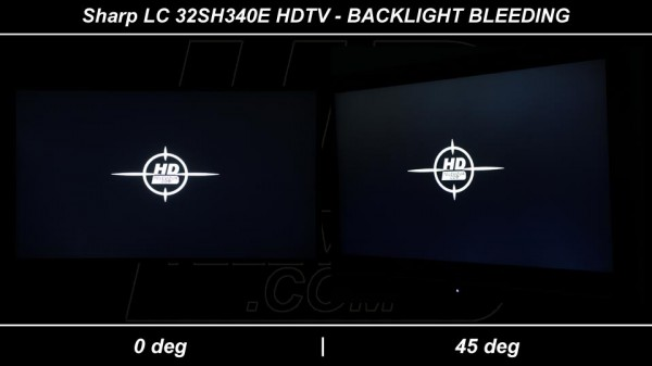 Sharp-LC-32SH340E-backlight bleeding
