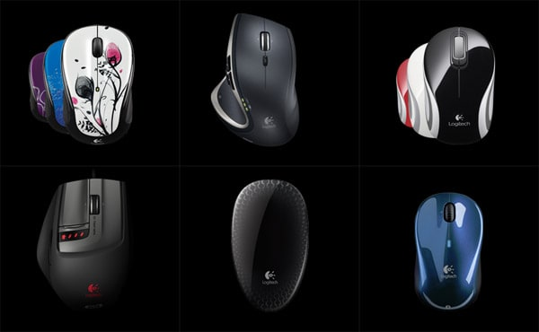logitech-mice-lineup