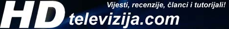 HD televizija - banner