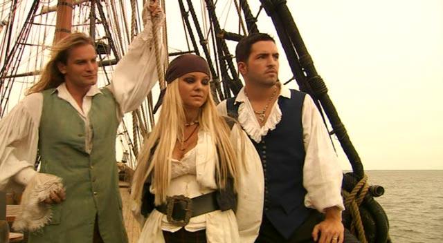 Pirates XXX screenshot