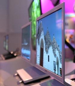 Sony OLED screen