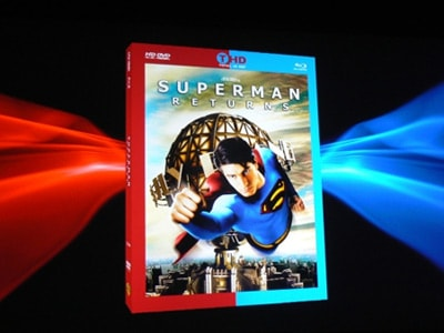 Superman Dual HD