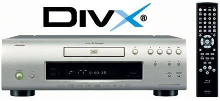 Denon 3800bd divx