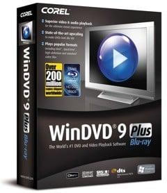 WinDVD 9 Plus Blu-ray