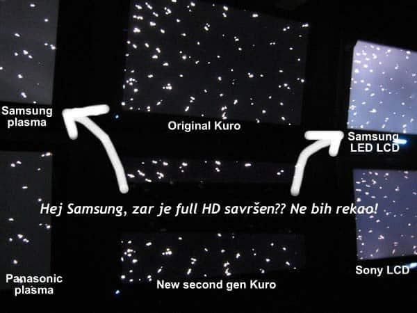 Samsung već na ultraHD-u, a još nije ni fullHD zgotovio...