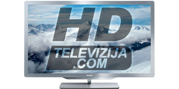 Philips 7606 Easy 3D TV