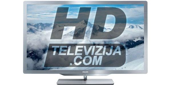 Philips 7606 Easy 3D TV