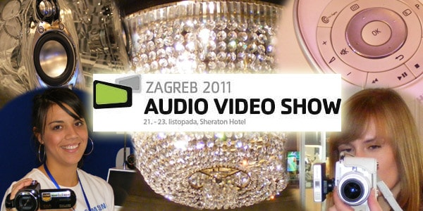 Zagreb Audio Video Show 2011
