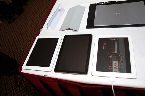 Tableti na kojima se može pratiti TV za van usluga: Apple iOS i Google Android operativni sustavi