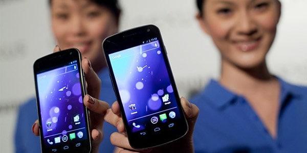 Samsung Galaxy Nexus prvi je telefon s HD Ready ekranom dostupan na našem tržištu