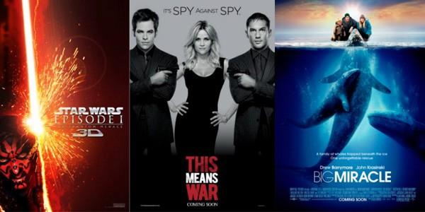 Kino 2012 filmovi