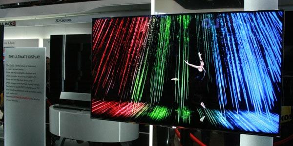 """55"""" LG OLED TV stiže uskoro u serijsku proizvodnju"""