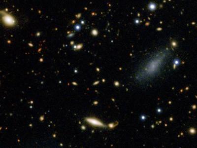 Huge-universe
