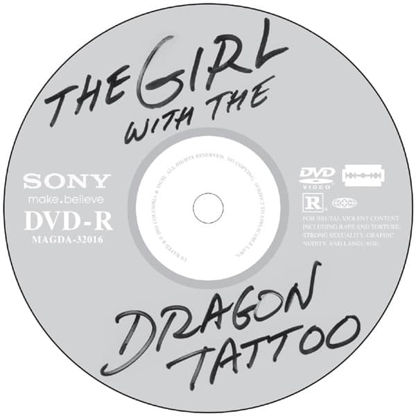 """DVD Američke edicije filma """"Muškarci koji mrze žene"""""""