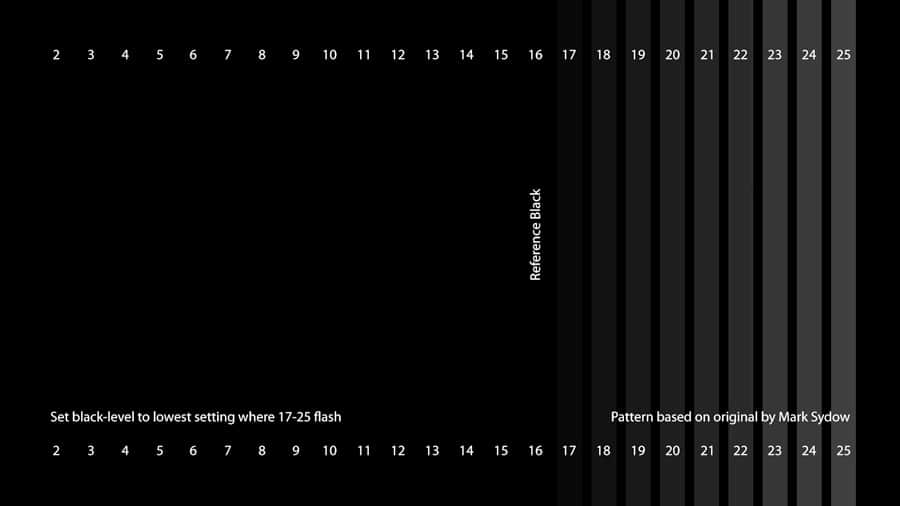 black-clipping-pattern