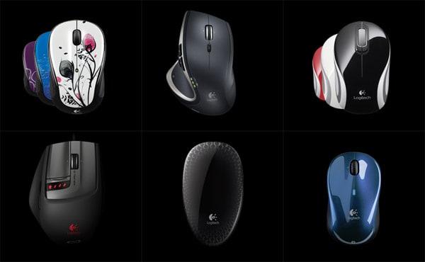 logitech-mice-lineup
