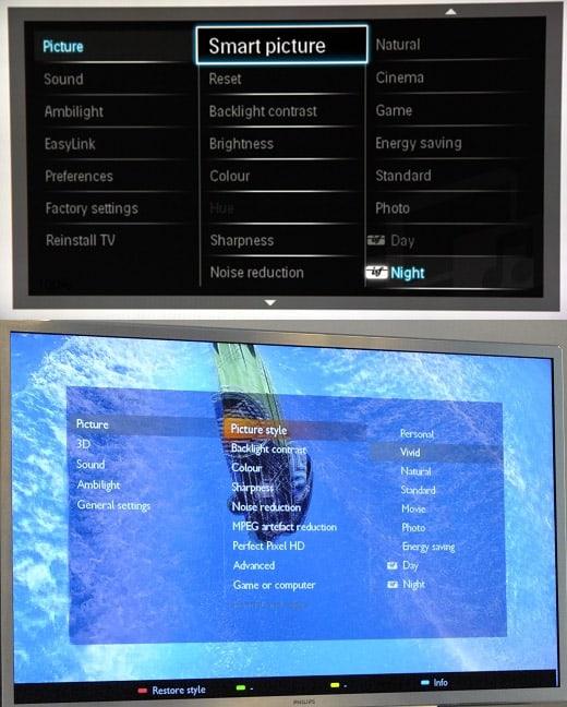philips-interface-comparison