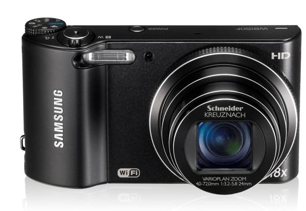 Samsung-WB150F-camera