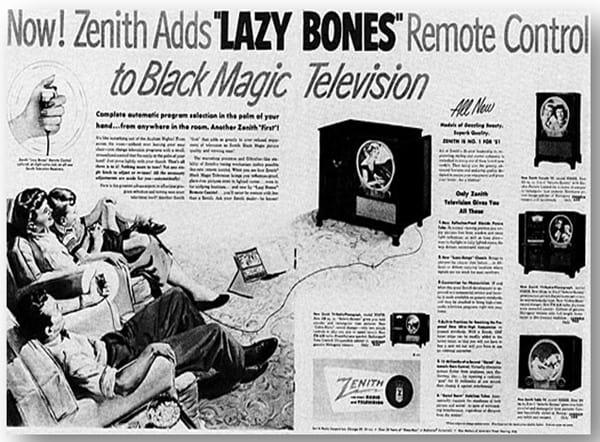 zenith-lazy-bones-remote