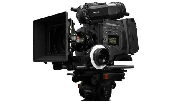 Sony F65 CineAlta 4k camera