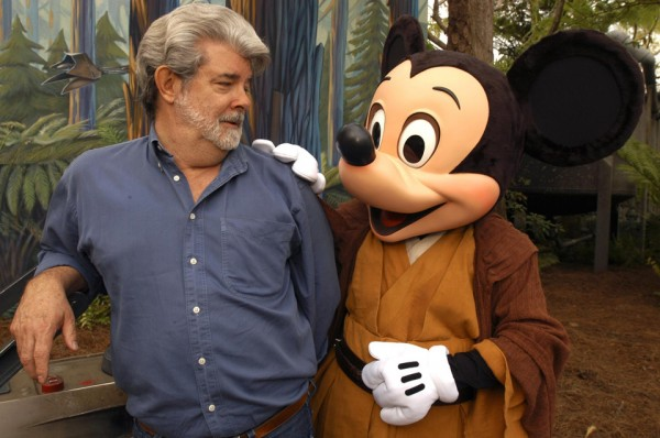 George-Lucas-with-jedi-Mickey-Mouse
