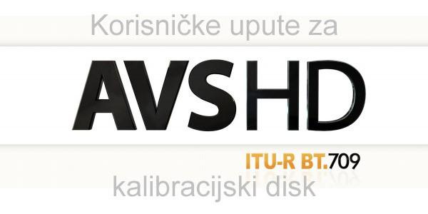 avshd709-upute