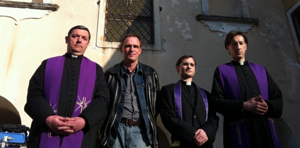 Svecenikova djeca - Ivan Maloca, Vinko Bresan, Filip Krizan i Kresimir Mikic