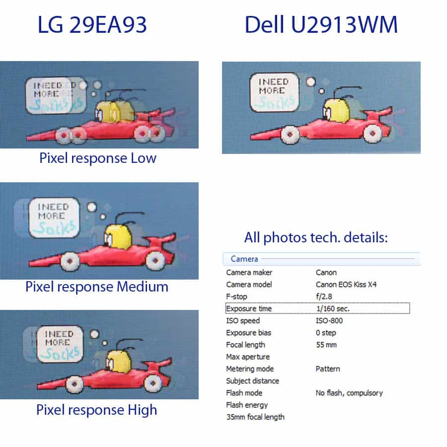 dell-lg-response-time