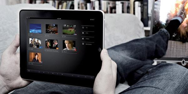 Loewe-iPad-apps