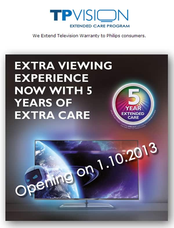 philips-extended-warranty