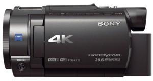 Sony FDR-AX33-1