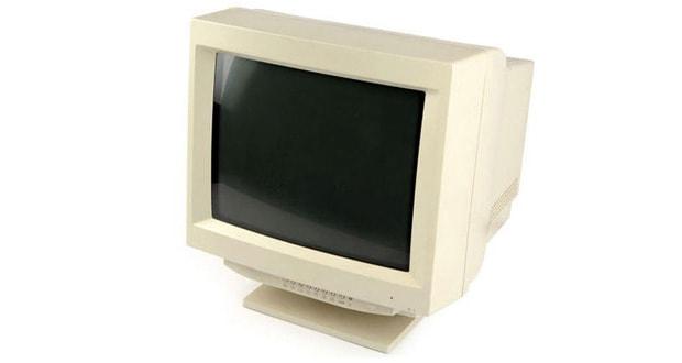 crt- monitor