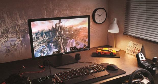 LG 27MU67 4K Monitor