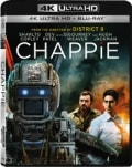 Chappie - Ultra HD Blu-ray