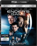 Enders Game - Ultra HD Blu-ray