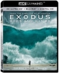 Exodus Gods and Kings - Ultra HD Blu-ray