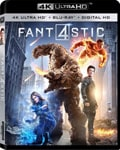 Fantastc 4 - Ultra HD Blu-ray