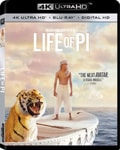 Life of Pi - Ultra HD Blu-ray