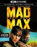 Mad Max Fury Road - Ultra HD Blu-ray