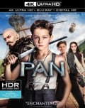 Pan - Ultra HD Blu-ray