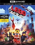 The Lego Movie - Ultra HD Blu-ray
