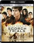 The Maze Runner The Scorch Trials - Ultra HD Blu-ray