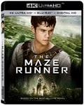 The Maze Runner - Ultra HD Blu-ray