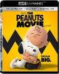 The Peanuts Movie - Ultra HD Blu-ray
