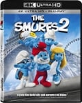 The Smurfs 2 - Ultra HD Blu-ray