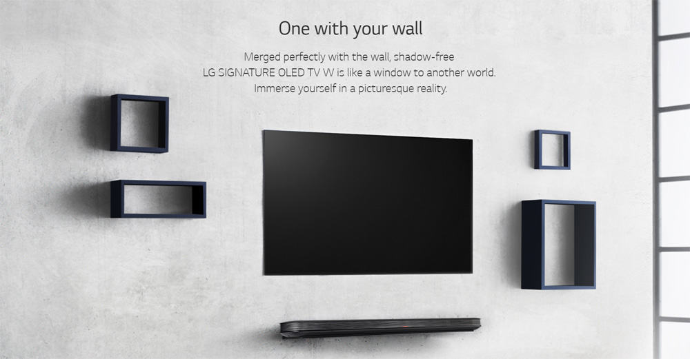 lg-w7-oled-on-wall