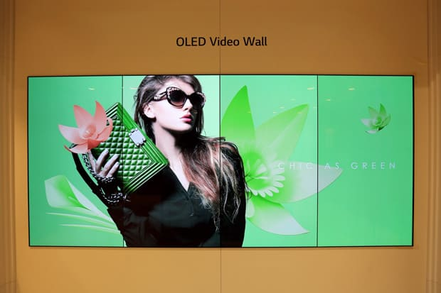 OLED-Video-Wall