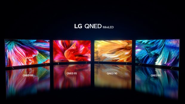 LG QNED Lineup